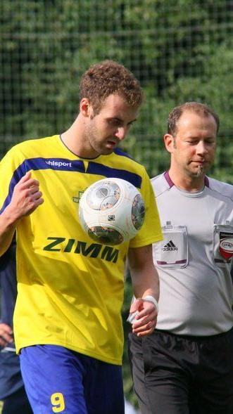 Goalgetter Aleksandar Umjenovic wurde von FC Wolfurt suspendiert.