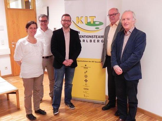 KIT Vorarlberg mit neuem Leitungsteam