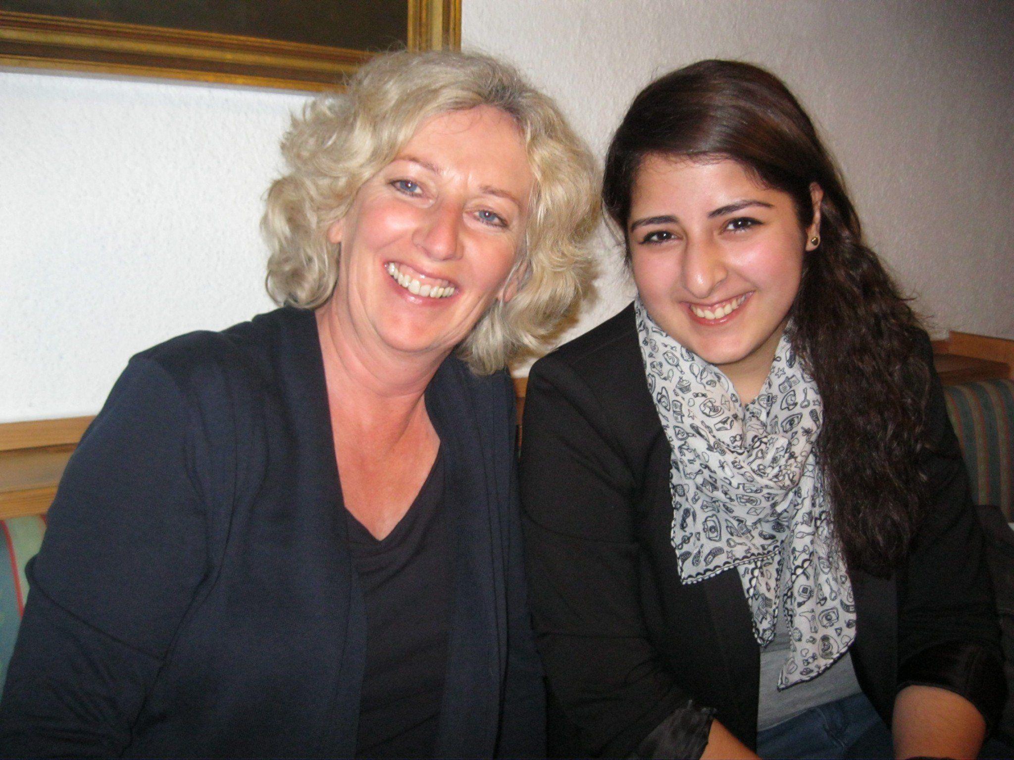 Katharina und Cansu