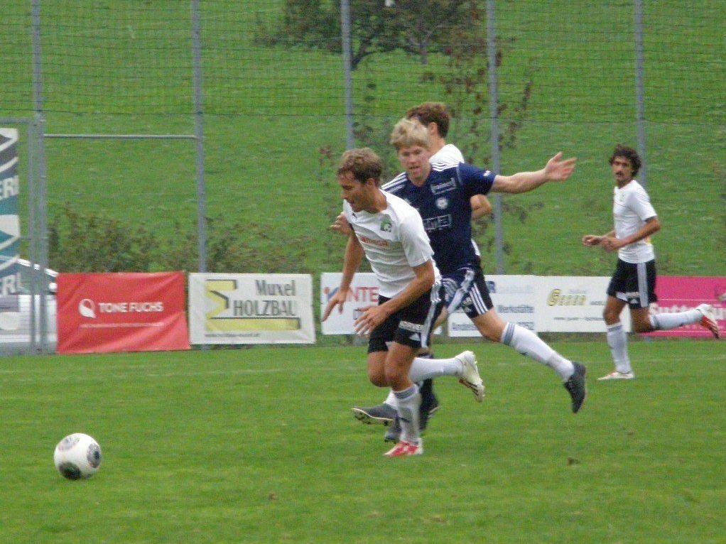 Der FC Alberschwende will mit einem Sieg zu den Andelsbuchern aufschließen.