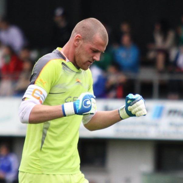 Marcel Domig steht ab der neuen Saison bei Rätia Bludenz im Tor.