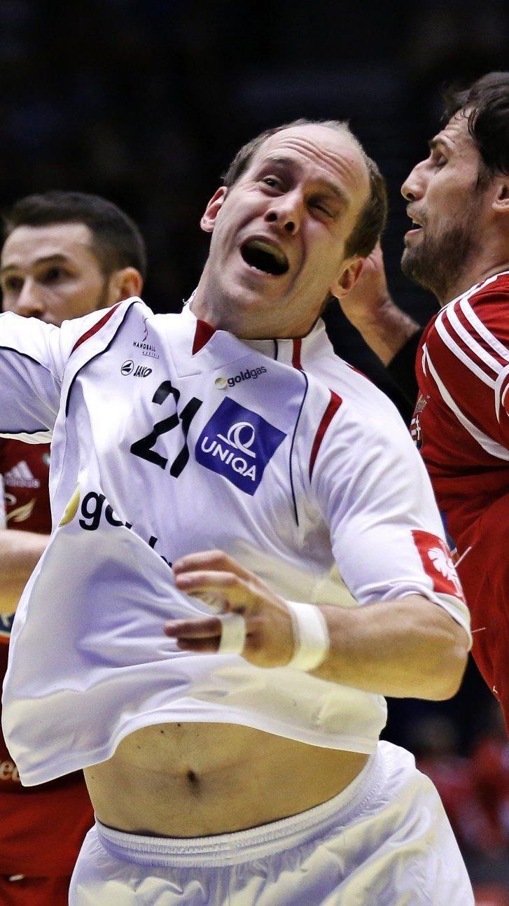 Roland Schlinger unterschrieb für drei Jahre bei den Hardern.