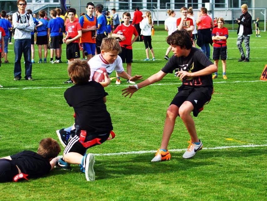 Die zweite Auflage des School-Bowl war ein Megaerfolg.