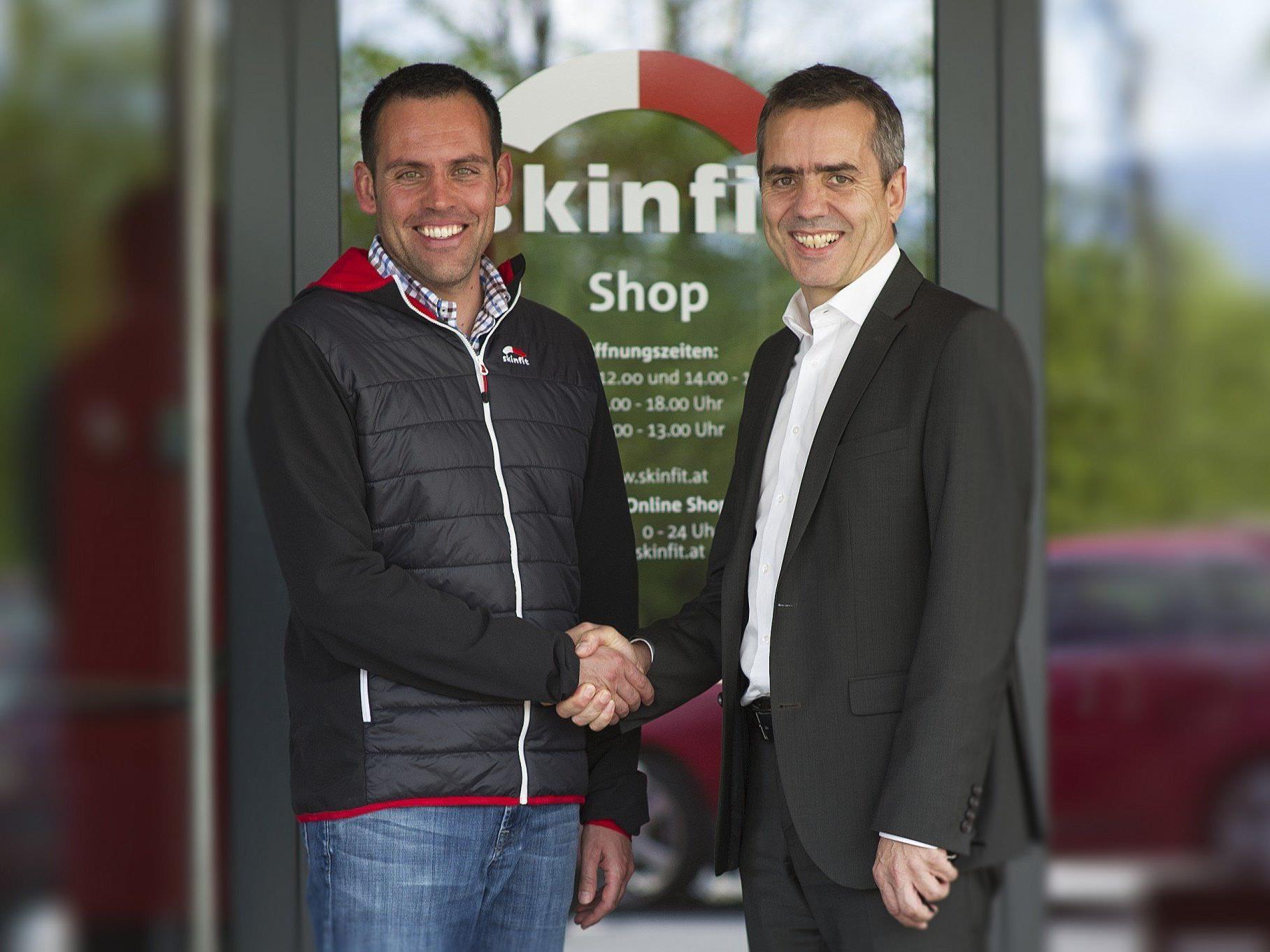Skinfit wird die nächsten drei Jahre neuer Partner vom Marathon im Dreiländereck.
