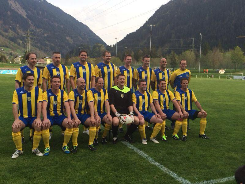Das FC Schruns AH-Team trifft auf den SCM Vandans