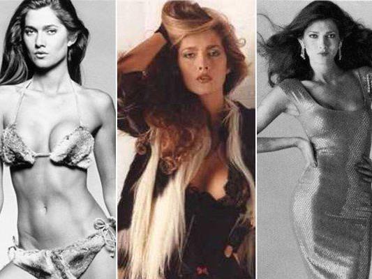 """Caroline """"Tula"""" Cossey war 1981 das erste transsexuelle Bond-Girl."""