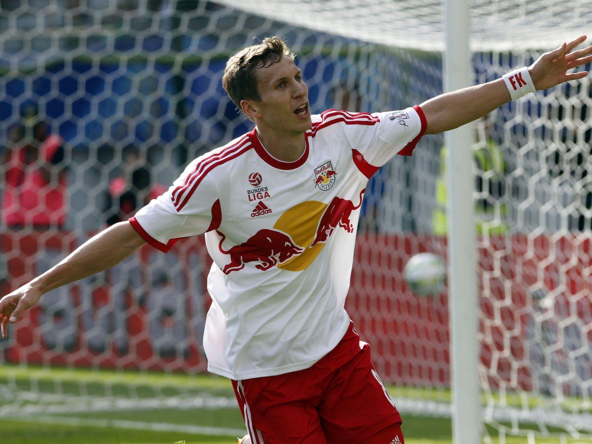 Salzburg holte sich nach 2012 das zweite Double.