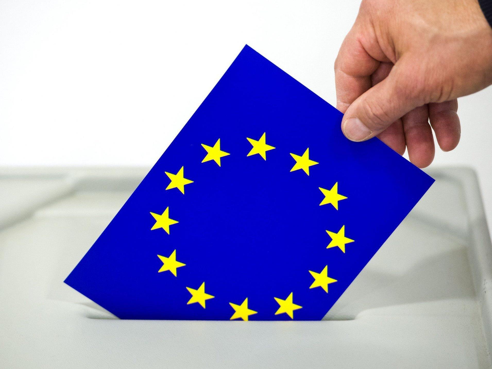 Countdown zur EU-Wahl