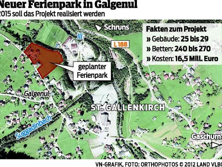 Ferienpark in St. Gallenkirch stößt auf Widerstand.