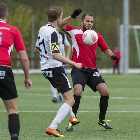 Tabellenführer Hittisau spielte in St. Gallenkirch 1:1-Remis.