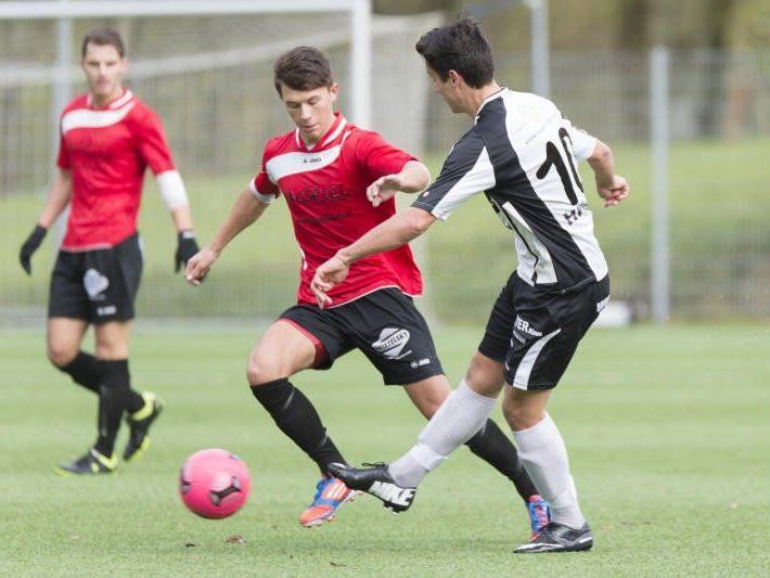 Fußball total in den fünf Landesklassen am Staatsfeiertag mit einer Absage im Bregenzerwald.