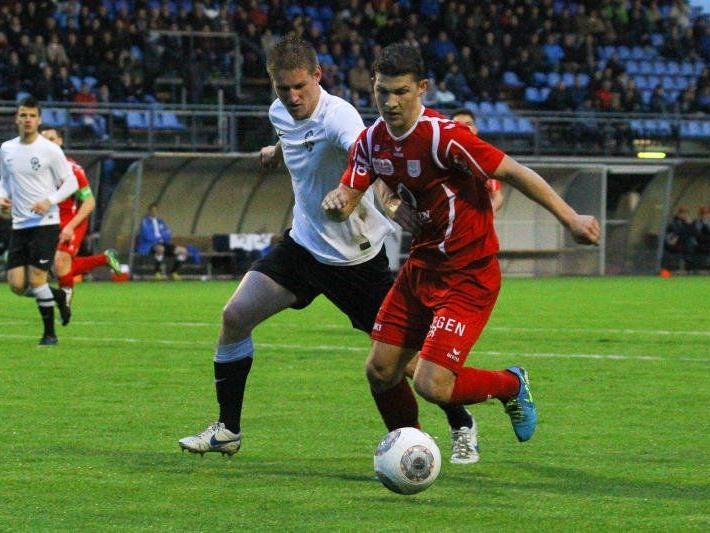 Dornbirn will ins Cupfinale einziehen.