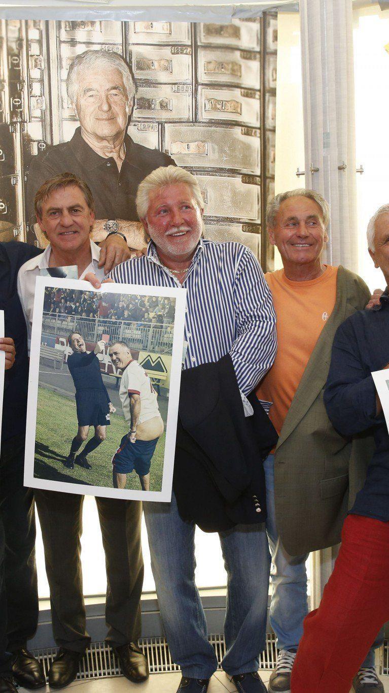 Am Mittwoch wurden die Bilder von Josef Gallauer präsentiert.