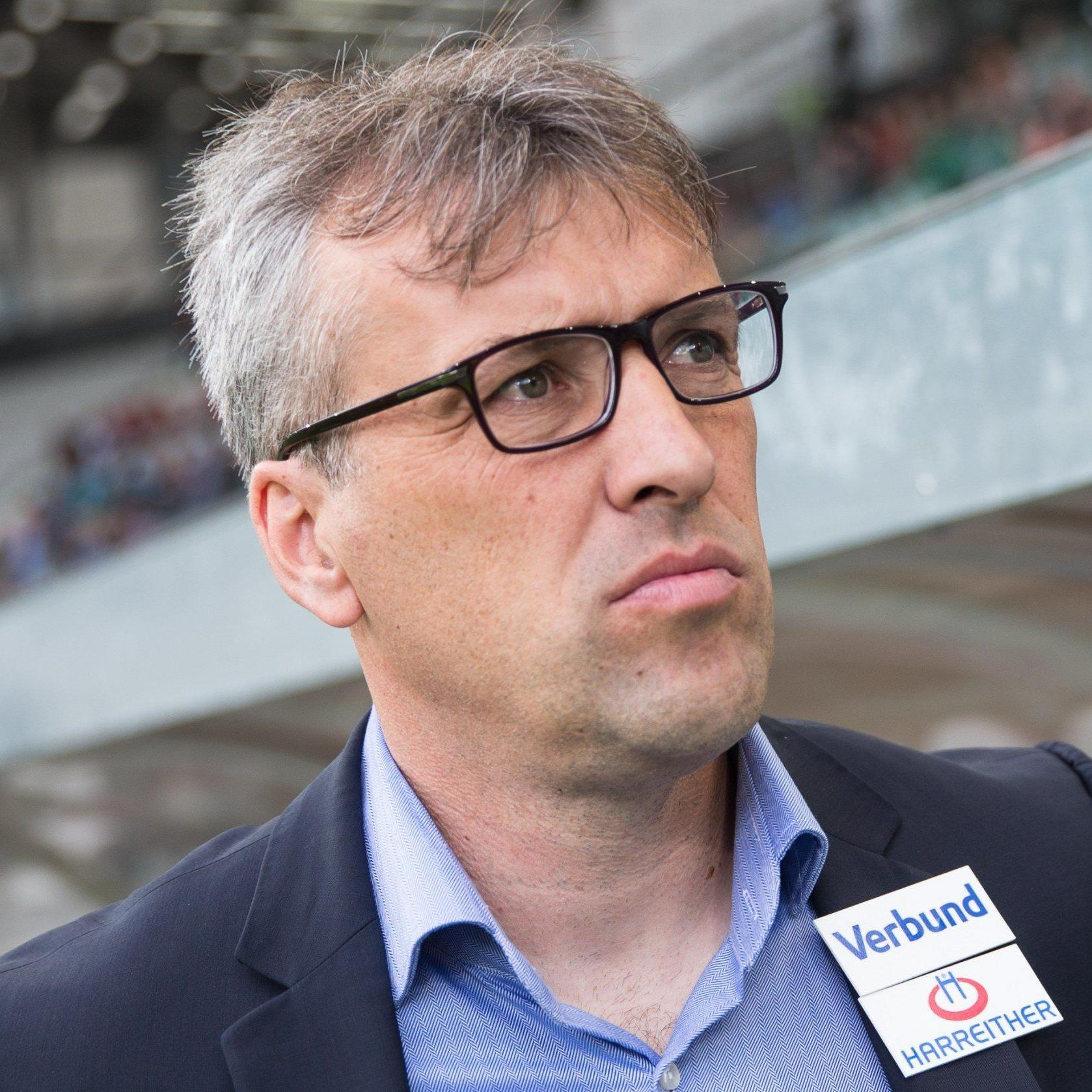 Aus für Herbert Gager als Austria-Cheftrainer - Suche nach Nachfolger läuft.
