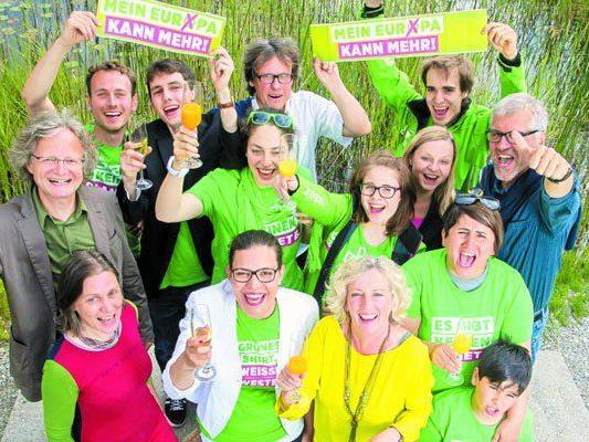 Platz zwei in Vorarlberg: Für die Grünen auch bei der Landtagswahl möglich?