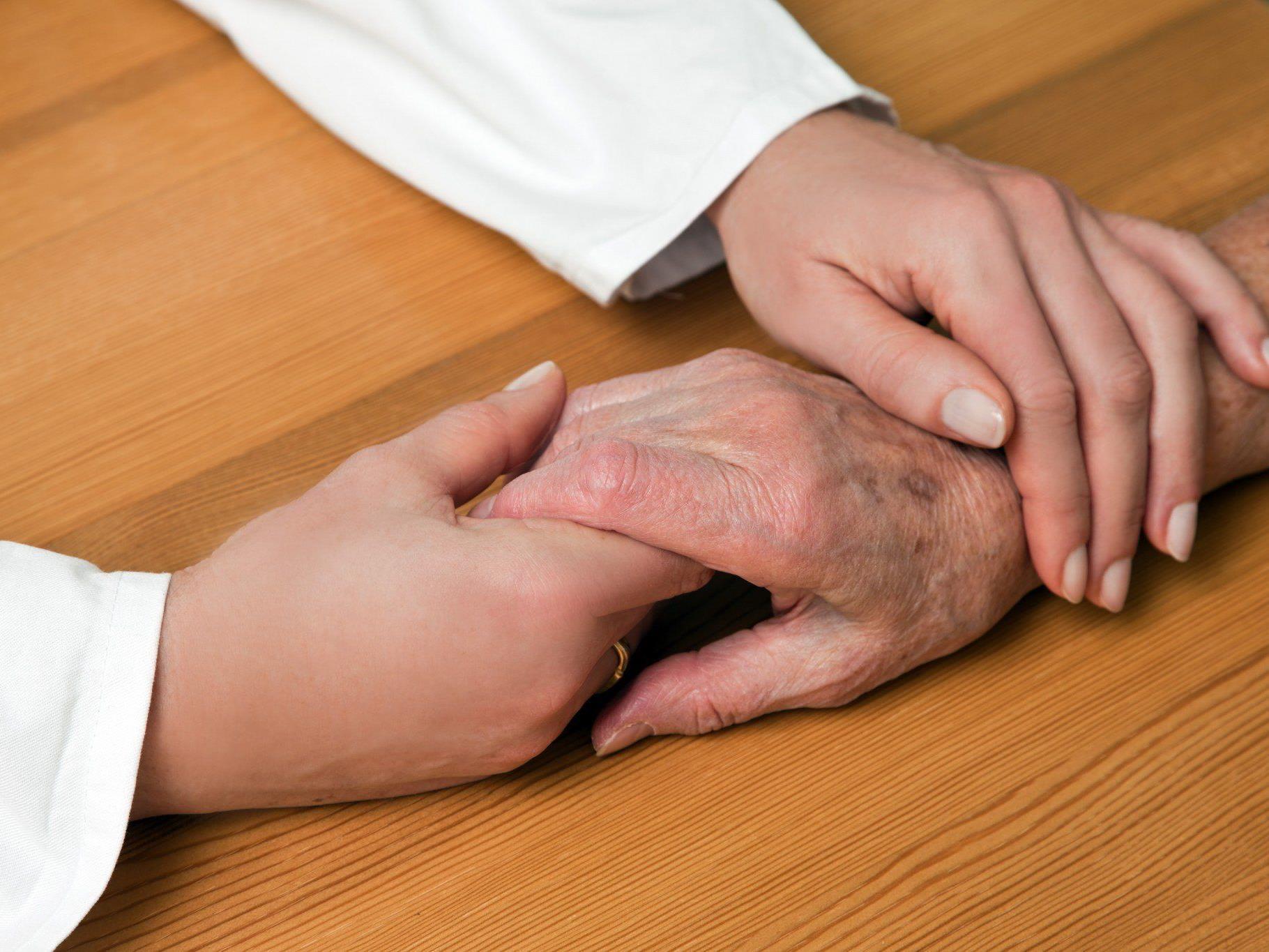 Gezielte Unterstützung für ältere Menschen