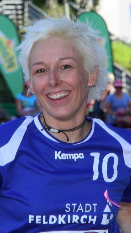 Kitti Matyas war beim Bodensee Frauenlauf mit dabei.