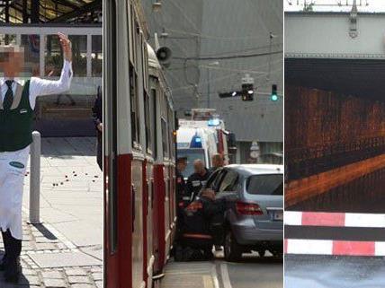 Streit, Crash und Überflutung: Die besten Leser-Beiträge im Mai 2014.