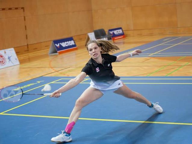 Elisabeth Baldauf steht im Viertelfinale der Slovenia International