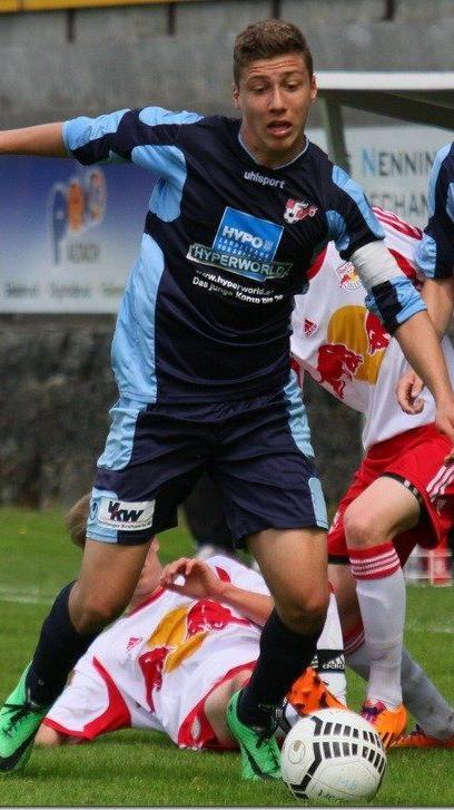 Der Dornbirner Anes Omerovic wechselt im Sommer für drei Jahre zum englischen Premier-Klub Aston Villa.