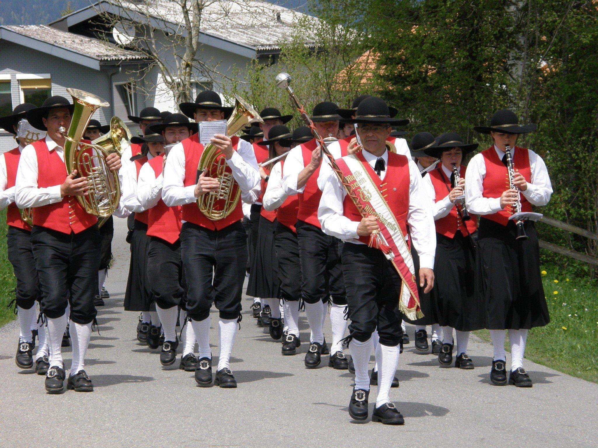 Musik im Dorf