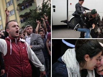 Nach Grubenunglück entlädt sich Hass auf Erdogan. Trauer um 280 tote Kumpel.
