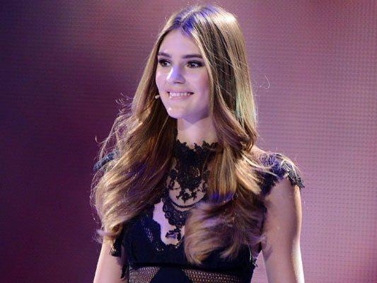 Die 17-jährige Stefanie gewann in der neunten Staffel des Model-Castings.
