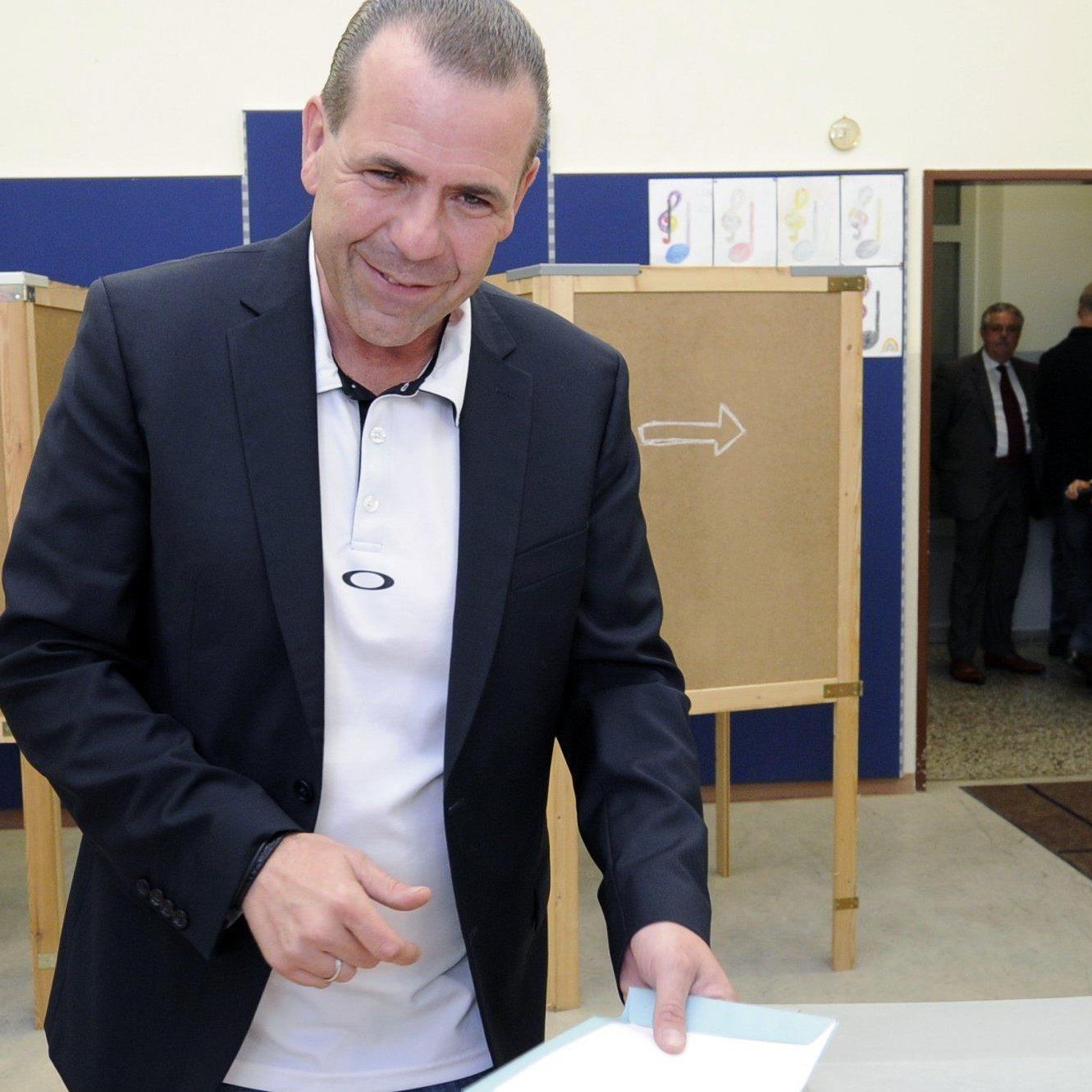 Fehlerloser Wahlkampf eines glanzarmen Spitzenkandidaten.