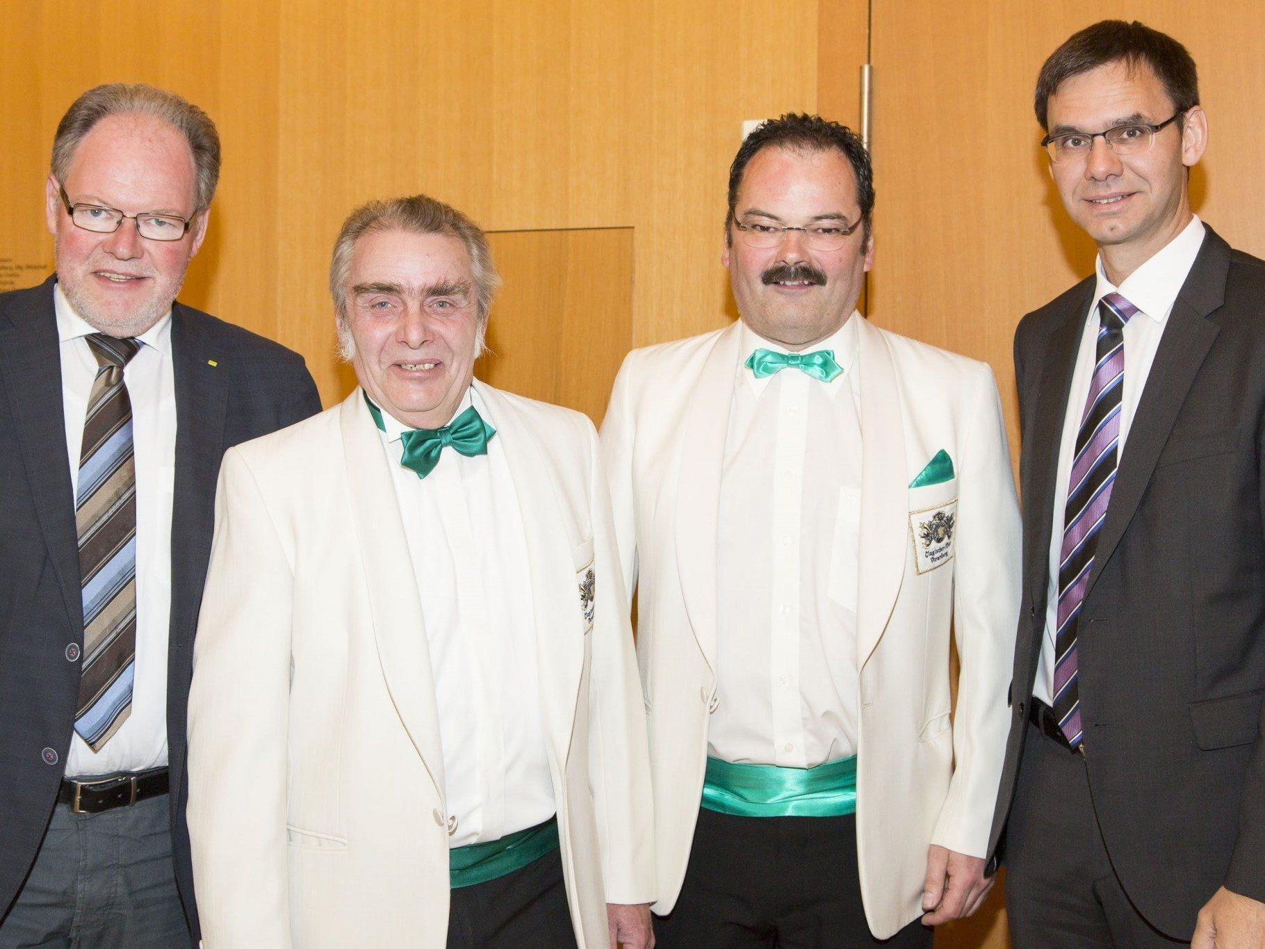 56. Magier-Kongress im Beisein von Landeshauptmann Wallner feierlich eröffnet