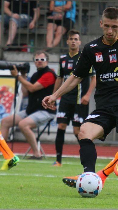 Dario Pecirep ist Altachs vierter Neuzugang und verstärkt die Offensive.