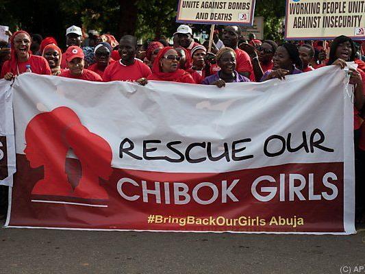 Zuletzt gab es oft lautstarke Proteste in Abuja