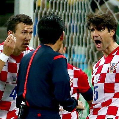 Entsetzen bei den den Kroaten über Nishimura