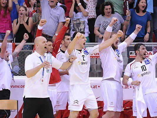 Handball-WM 2015 wieder mit Österreich