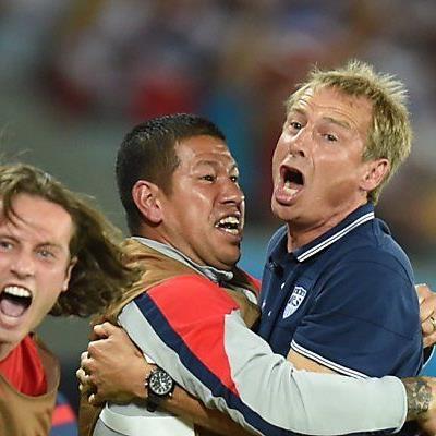 """Klinsmann denkt, dass seine """"Buben"""" mehr können"""