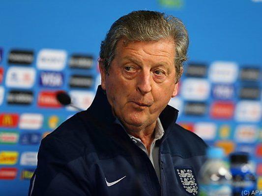 Hodgson soll Verjüngung fortsetzen