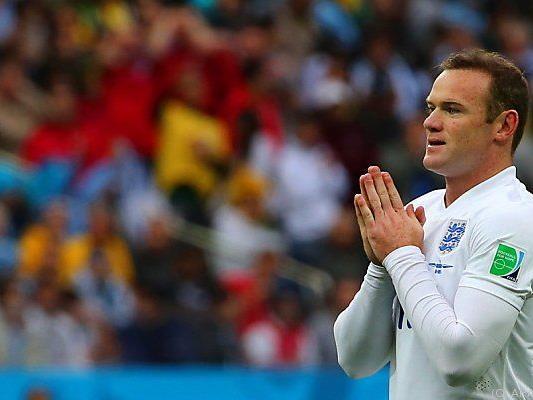 Rooney hätte noch auf italienische Hilfe gehofft