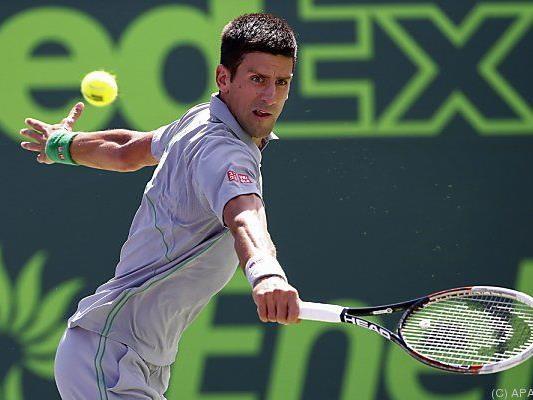 Der Serbe strebt nach seinem 2. Wimbledon-Titel