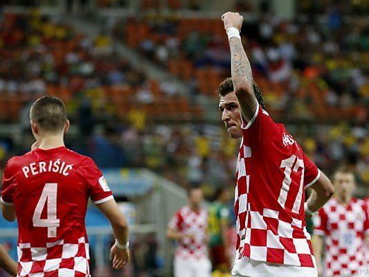 Mandzukic soll es für Kroatien richten