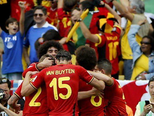 Origi erlöste Belgien kurz vor Schluss