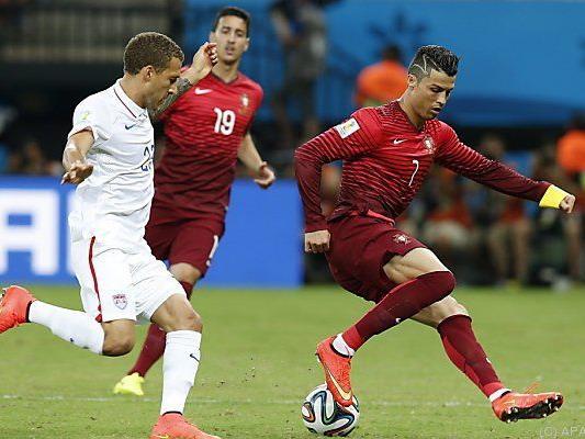 Ronaldo erwischte einen schlechten Tag