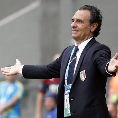 Prandelli brachte Italien nicht auf Vordermann