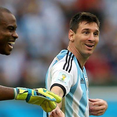 Lionel Messi erzielte Doppelpack