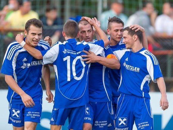 SK Brederis muss nach nur einem Jahr in der Landesliga zurück in die erste Landesklasse.