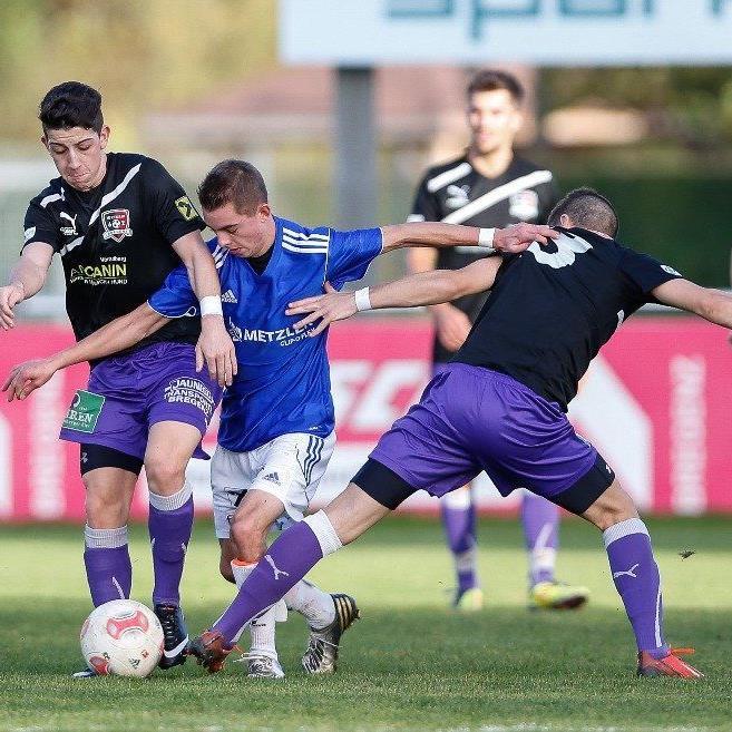 Marco Wölbitsch spielt ab der neuen Saison beim FC RW Rankweil.