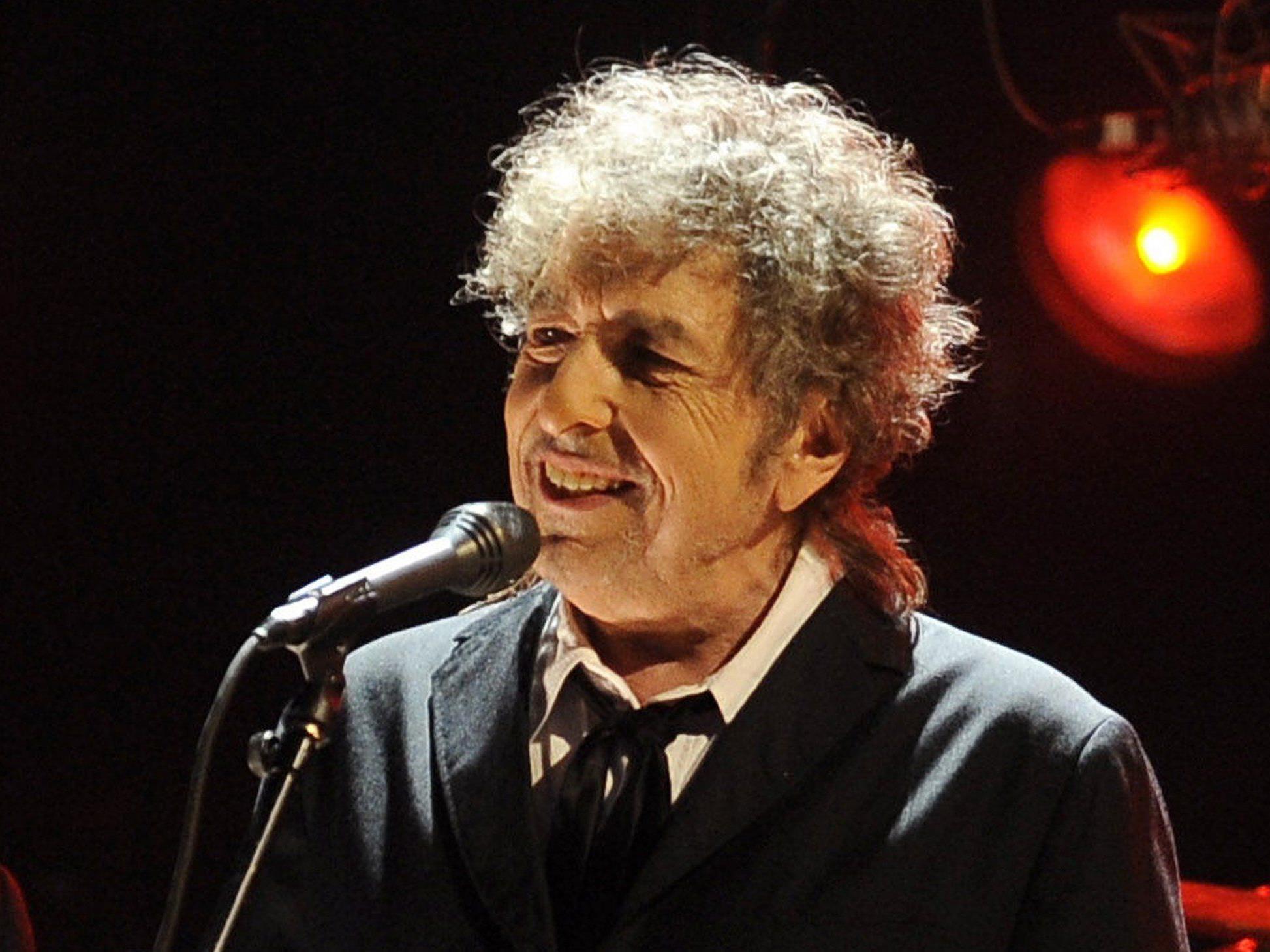 Bob Dylan spielte am Samstag sein Wien-Konzert in der Stadthalle.