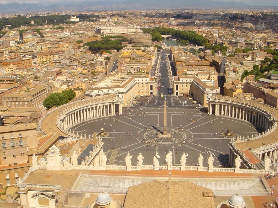 1.650 Kilometer und 55 Gehtage bis Rom