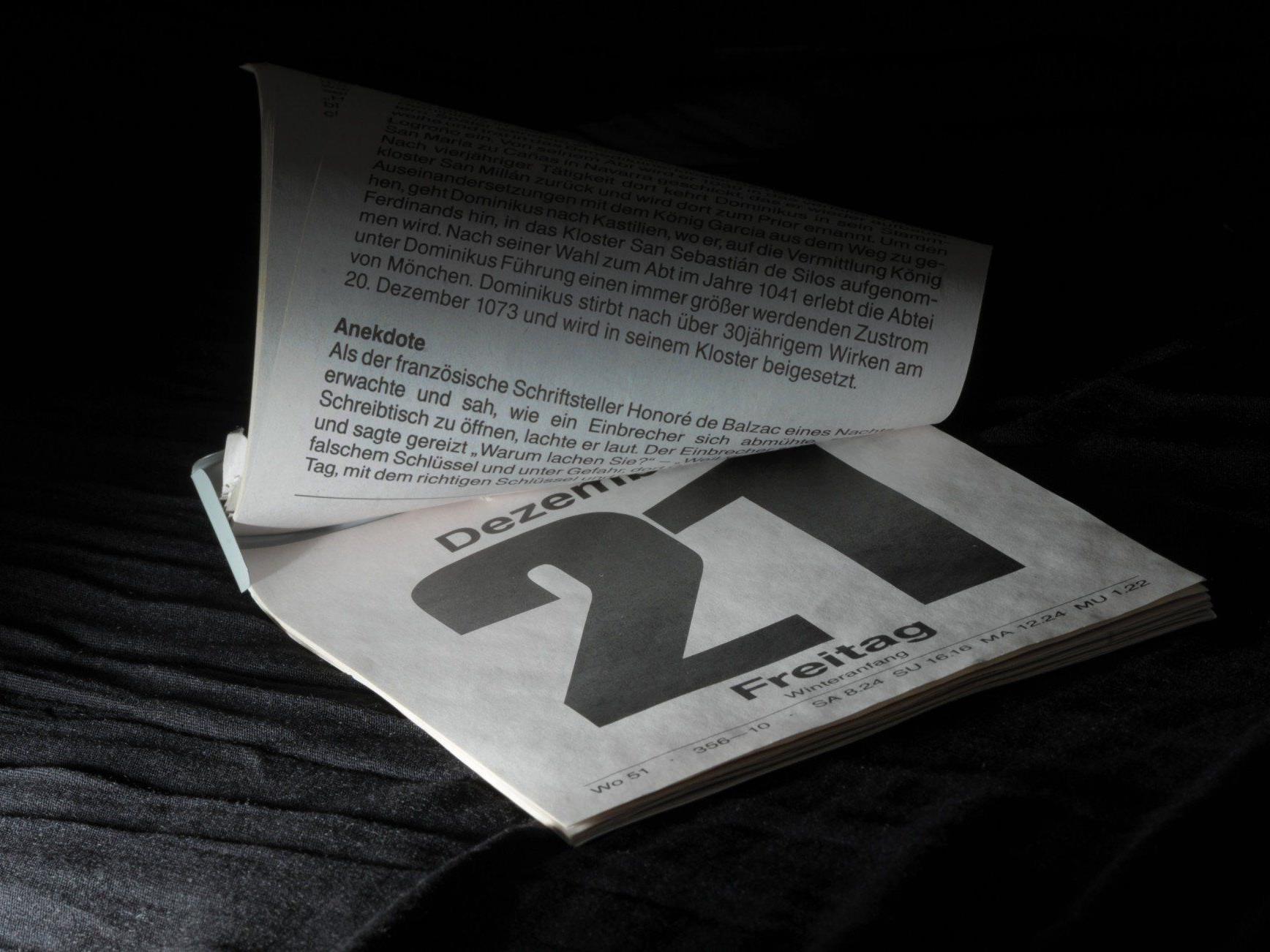Für den 21. Dezember 2012 wurde der Weltuntergang vorhergesagt.