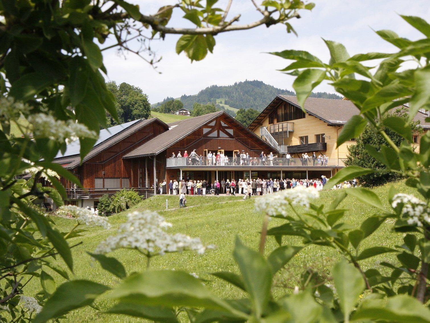 Schubertiade Schwarzenberg startet am 21. Juni.