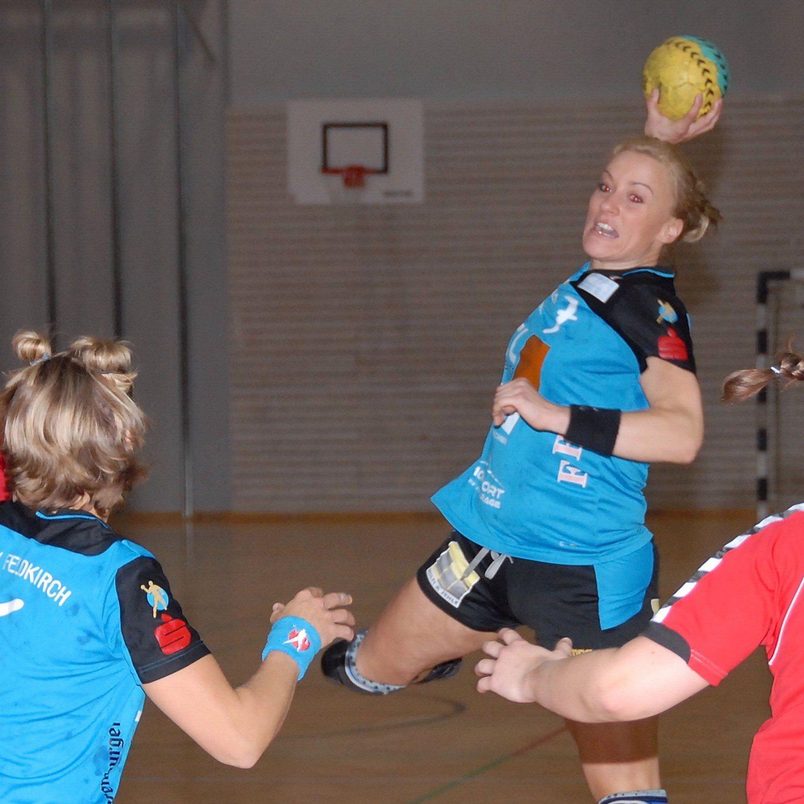 Feldkirchs Torjägerin Martina Strmsek wurde ins Allstar Team gewählt.