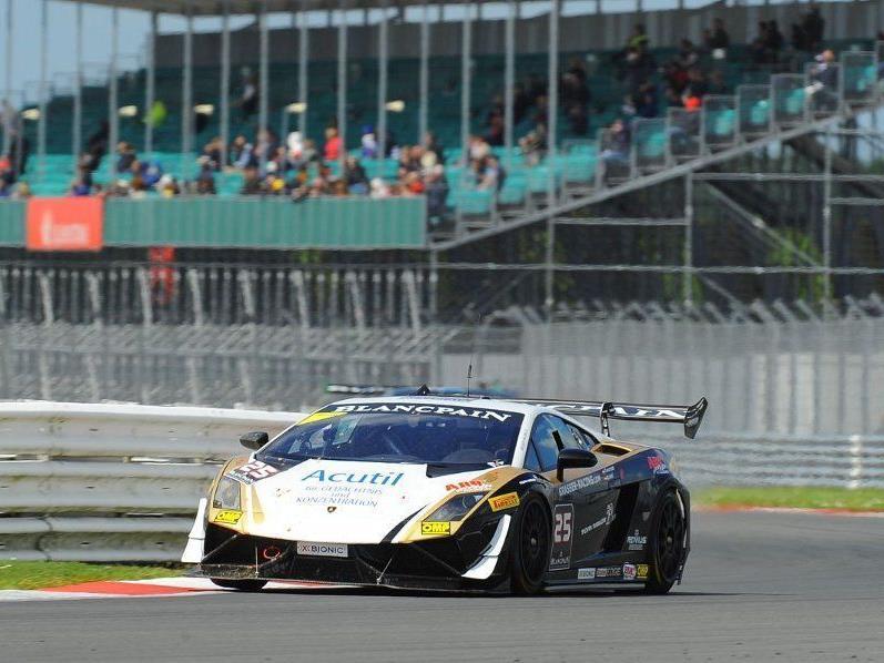 Motorsportass Sandro Bickel sammelt beim Heimrennen viel Erfahrung.
